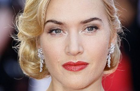 IN TOWN: British actress Kate Winslet was in Masterton.