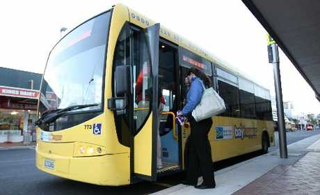ALL ABOARD: Extra buses may be laid on to cope with increasing passenger numbers on two popular routes.