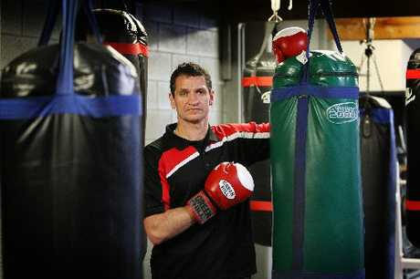 WORK TO DO: Tauranga Boxing Club owner Chris Walker says Sonny Bill Williams has the talent but still needs plenty of coaching.