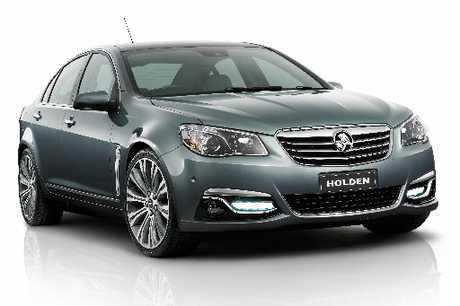Holden Unveiled the new VF Commodore over the weekend.