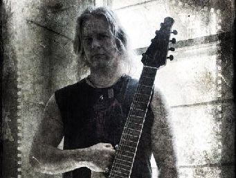 Andy Woodd, singer and guitarist for Cripple Mr Onion, will be assisting at a youth heavy metal workshop. Photo / Supplied