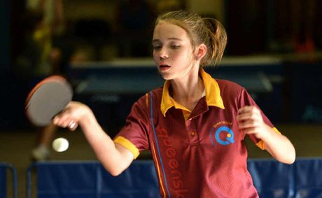 Rebekah Stanley has lifted her game after a month training with some of the world's best junior table tennis players in South Korea.