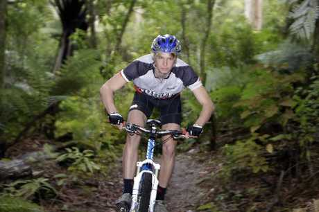 Rotorua&#39;s Sam Shaw is one of the many locals taking part in the Giant 2W Gravity Enduro mountain bike event this weekend. Photo / File