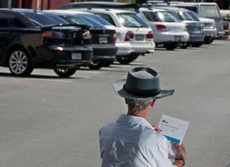 Parking wardens in the North have been authorised to issue tickets up to $200.00 for cars lacking current WOF or registration.