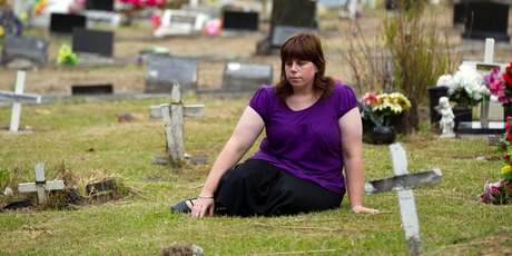 Brenna Innes says she was told her sister might not be interred where she believes she is.