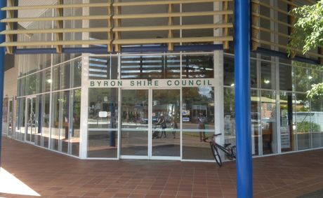 Byron Shire Council headquarters at Mullumbimby