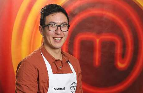 HONOURED: Michael Gin, an ex-Oamaruvian, made the top 24 on Masterchef New Zealand. PHOTO/SUPPLIED