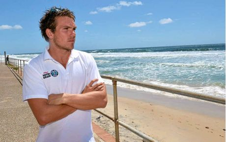 After a challenging preparation in the pre-season, Mooloolaba ironman Josh Minogue has been a revelation this summer.