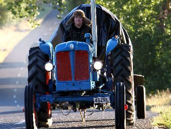 Those with agricultural vehicles who only occasionally use them on roads will not have to pay Road User Charges and ACC levies.