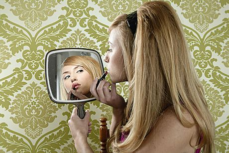 Women are typically subject to distorted views of their beauty.