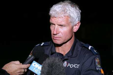 Senior Constable Barry Shepherd