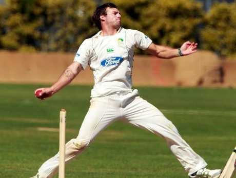 Doug Bracewell's swing, pace and movement had Canterbury in all sorts of trouble yesterday.