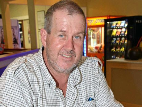 LEAVE THEM: John Granger likes the current drinking and gambling laws.