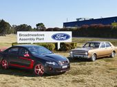 Ford is believed to be shutting its Australian operations.