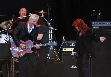 Pat Benatar in concert in Taupo