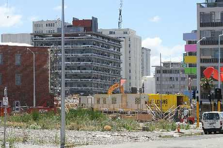 With the dismantling of much of Christchurch's CBD almost complete, thoughts are turning to the massive task of rebuilding.