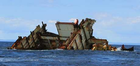 Rena salvage operations have already cost $275 million. The community is to be consulted on what happens next.