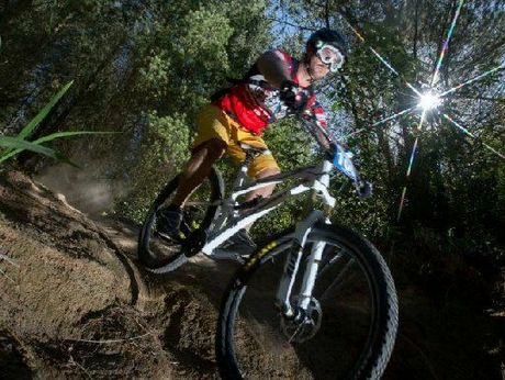 FOREST TEST: The Giant 2W Gravity Enduro mountain biking race was a huge success over the weekend.