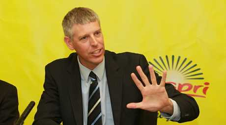 Zespri chief executive Lain Jager is shaving his hair for cancer.