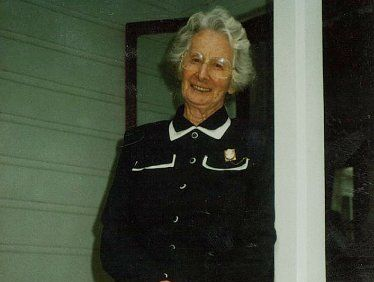 Mavis Smith lived in Totara House since her birth in 1910.