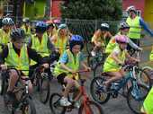 As daylight saving ends 'Be Safe Be Seen' is the key message from Waipa District Council to cyclists and pedestrians.