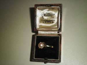 One of the stolen rings.