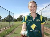 TEENAGE quick Holly Ferling says watching the Australian men thump England to win back the Ashes gives her confidence that the women's team can do the same.