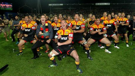 There is nothing stopping the Chiefs from claiming back-to-back Super Rugby titles.