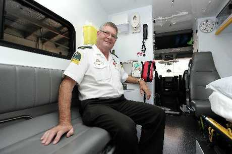 Paramedic Paul Sullivan is retiring after 48 years in the job.