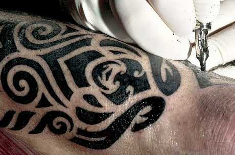 Tattoos in ink and blood will feature at this weekend's Tattoo and Arts Expo in Claudelands.