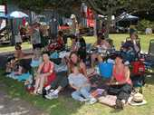 The third Katikati Acoustic Festival will kick off tonight night with an impressive line-up of international and local acts.
