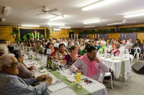 SUCCESS: The Twilight at Pukaha fundraising dinner will be held next month for the second time.