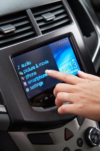 Holden&#39;s Barina CDX gives you access to popular internet radio portal Pandora.
