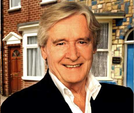LIFELONG: William Roache has played the role of Ken Barlow in Coronation Street since the first episode in 1960.