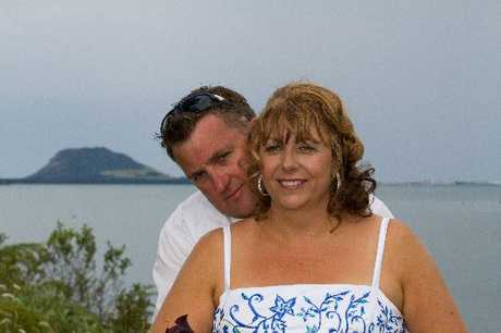 Dale and Sonya Swainson have finally tied the knot after a series of disasters.