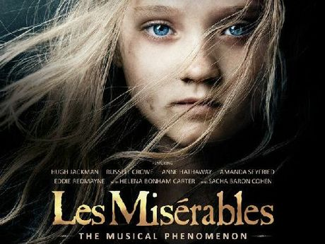 The Les Miserables soundtrack doesn't work well without the movie, although there are some stand out tracks.