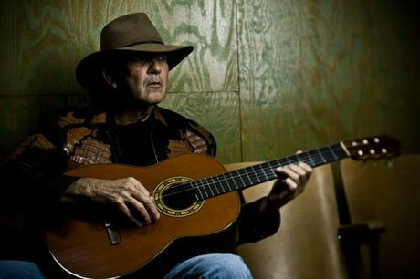 Swamp king Tony Joe White plays in New Zealand in March.