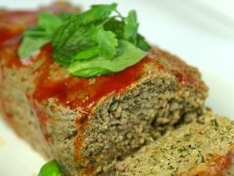 Fragrant Meatloaf