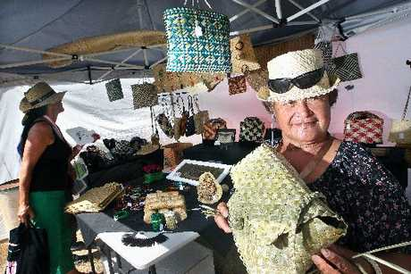 Te Hori Kaingakau is too busy to retire as she is enjoying weaving too much.
