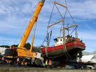 A Tauranga judge has ordered the confiscation of a $300,000 fishing trawler belonging to the owner of a Mount Maunganui fishing company convicted of filing a string of bogus catch returns.