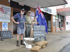 <strong>UPDATE:</strong> A hesitant sigh of relief washed over Laidley as the likelihood of two major floods in the space of a month ebbed away.