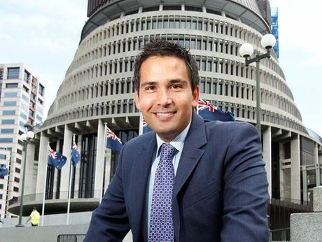 Tauranga MP Simon Bridges has been named the country&#39;s second sexiest politician.