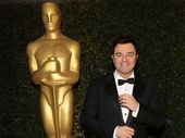 RUSSELL Crowe and Steve Martin are among the stars to have defended Seth MacFarlane's stint hosting the Oscars.