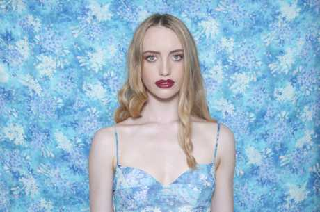 Sippy Downs model Kirra Corbett has been chosen as face of International Fashion Week.