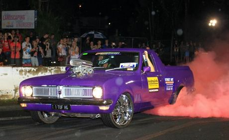 The Toowoomba Burnout Competition is back next month.