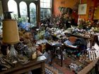 PACKING up artist Margaret Olley's home studio is no mean feat.