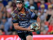 NEEDING to win eight of their remaining 11 games just to make the play-offs, the Cowboys have rushed back Thurston for tonight's match against the Dragons.