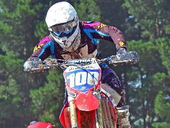 Rotorua's John Phillips (Honda) is preparing to take on the world again.