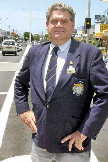 INFLUENTIAL: John Felsch will long be remembered in the Ballina community.