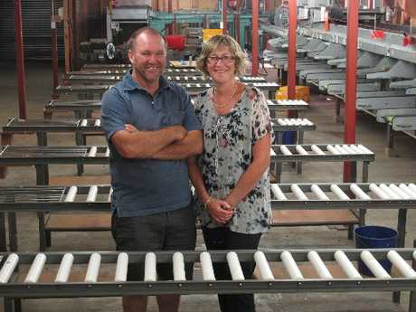 Alan and Helen Thompson, seen here in their Kerikeri Rd packhouse, are reopening a Whangarei packing facility which shut down in January.